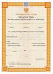 Świadectwa oraz wyniki z egzaminu potwierdzającego kwalifikacje zawodowe z sesji styczeń-luty 2021