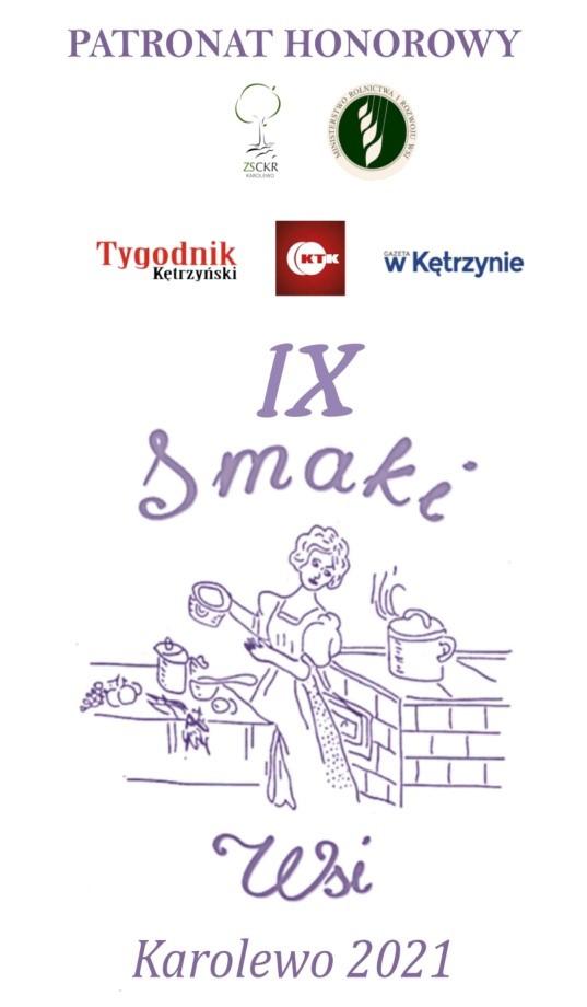 """Wyróżnienie w IX Ogólnopolskim Konkursie """"Smaki wsi"""""""
