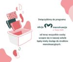 Dołączyliśmy do Akcji Menstruacja!